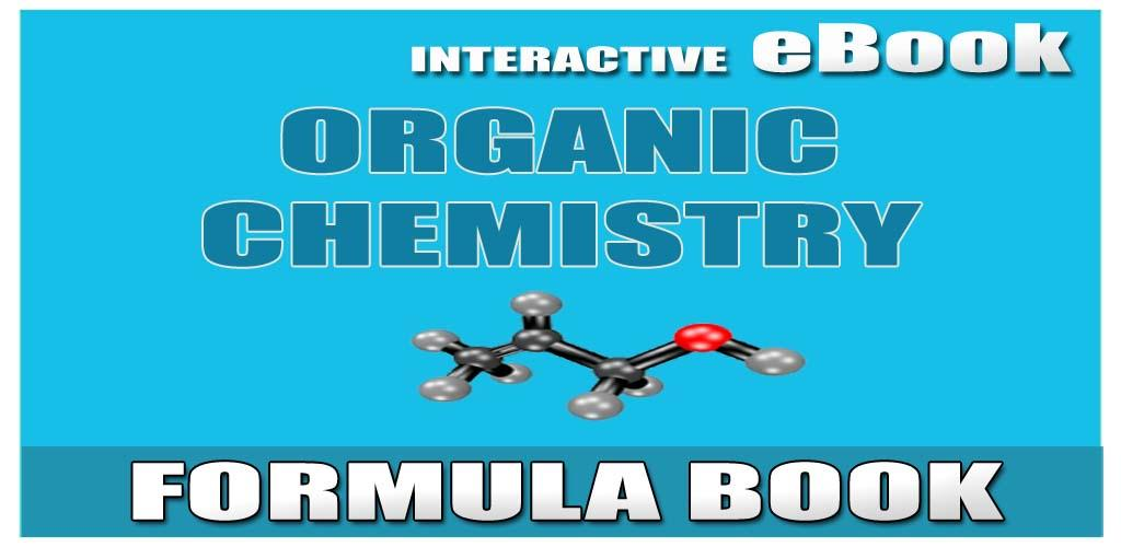 Download ORGANIC CHEMISTRY FORMULA BOOK by Learn with Quiz