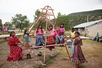 Photo: girls playing