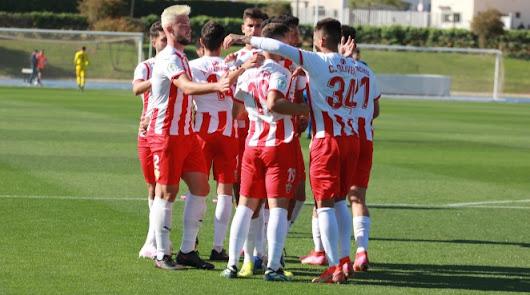 (2-0): El filial vuelve a ganar