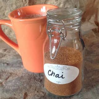 Gluten Free Chai Spice Mix.