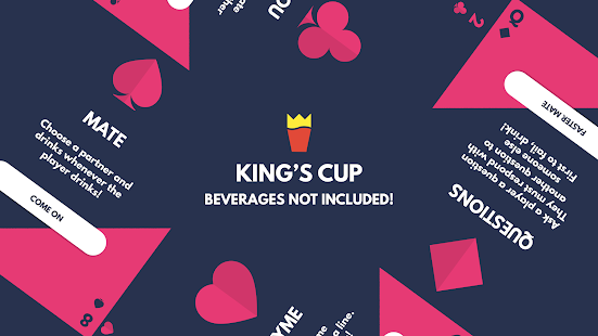 KingsCup - náhled
