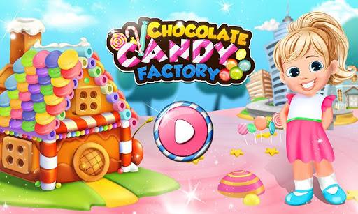 Chocolate Candy Factory: Dessert Bar Baking Maker 1.0 screenshots 3