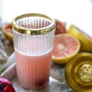Grapefruit Daiquiris.