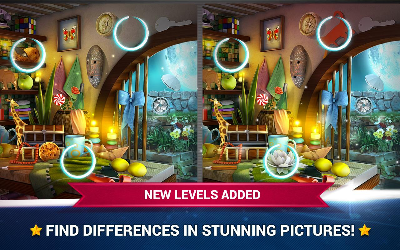 Find the Difference Rooms – Spot Differences- screenshot