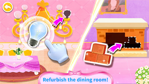 Little Panda's Dream Castle apkdebit screenshots 7