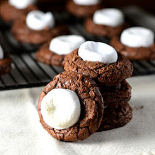 Hot Cocoa Cookie