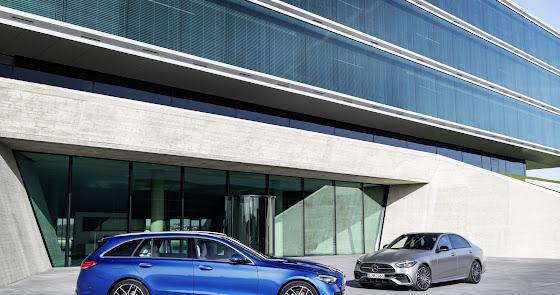 La nueva clase C Berlina y Estate de Mercedes ya han llegado a  Saveres