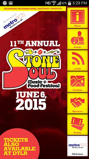 Stone Soul Music Food Festival