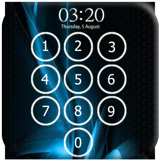 Pin Lock Screen