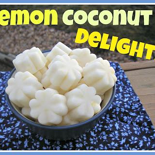 Lemon Coconut Delights