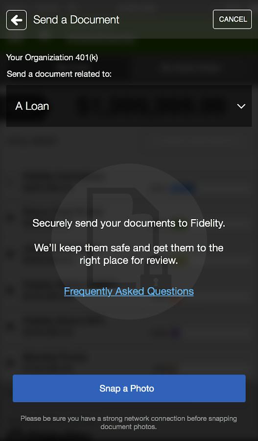 NetBenefits- screenshot