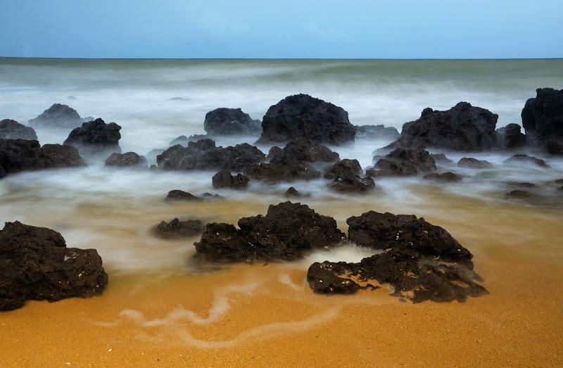 Le rocce nere di BASTET-Clara