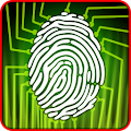 Lie Detector Fingerprint Joke