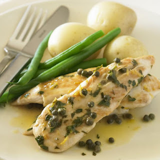 Chicken with  Chicken with Lemon.