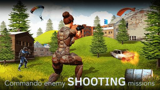 Freedom Forces Battle Shooting - Gun War 1.0.8 screenshots 18
