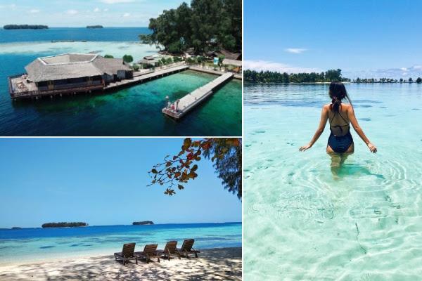 pulau pelangi resort jakarta
