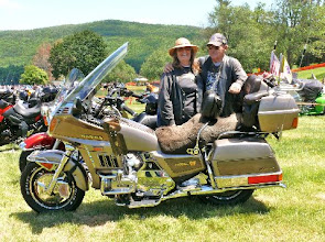 Photo: When we first arrive at the expo at Ft William Henry for Americade  June 3rd  This is at   Lake George Battlefield State Park