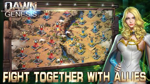 Télécharger Gratuit Dawn:Genesis apk mod screenshots 5