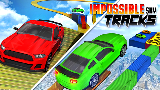 Ramp Car Stunt Racing : Impossible Track Racing 1.0.1 screenshots 6