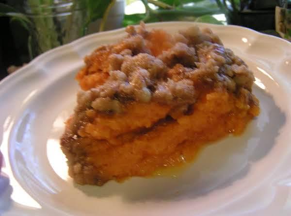 Sweet Potato Souffle - Dee Dee's