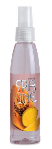 Colonia Splash Spaline Body Mist Mango Papaya 150 ml