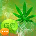 GO SMS Theme WEED GANJA icon