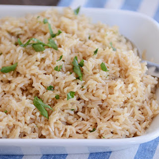 InstantPot Brown Rice Pilaf Recipe