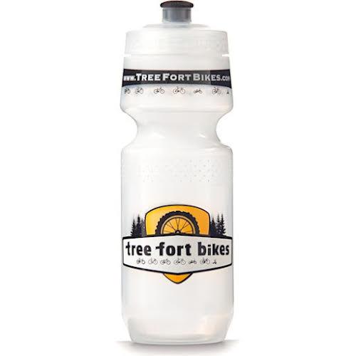 Tree Fort Bikes Tree Fort Logo Waterbottle (BPA Free)