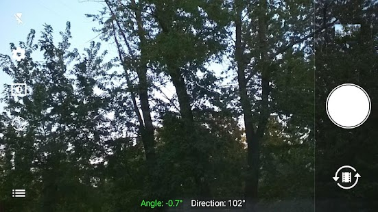 #ProjectCamera\Android camera Screenshot