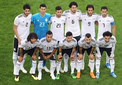 CAN: un Egyptien exclu par sa fédération