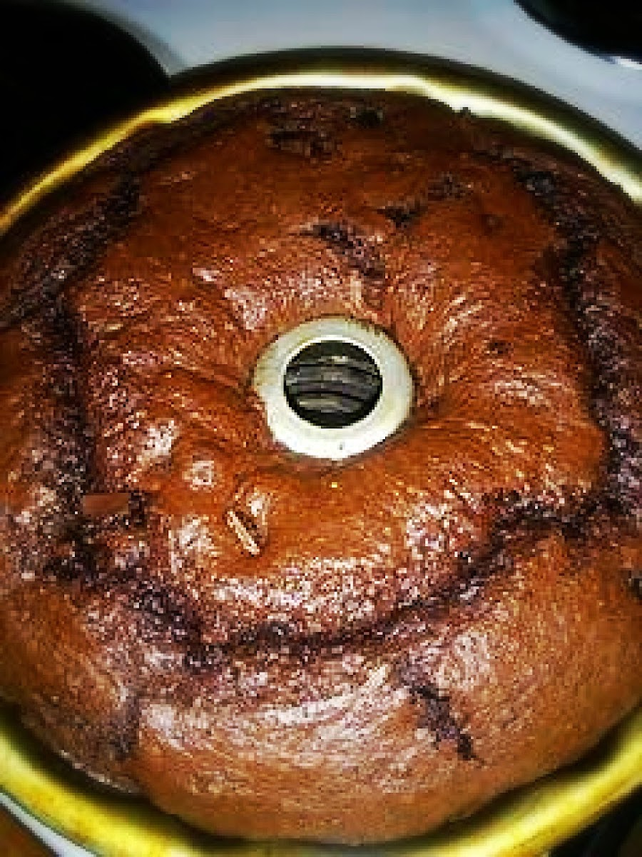 Extra Moist Chocolate Pound Cake