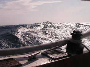 Photo: Волны. Летим в галфинд./ Waves - reaching in force 6.