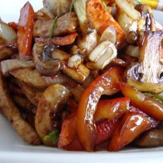 Stir-Fried Pork with Vegetables