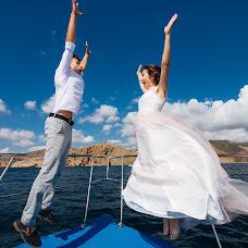 Wedding photographer Yuliya Nazarova (nazarovajulia). Photo of 15.08.2018