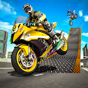 Bike Racing Stunts 3D - Heavy Bike Racing Master icon