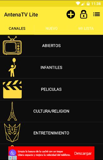 AntenaTV 1.0.6 screenshots 1
