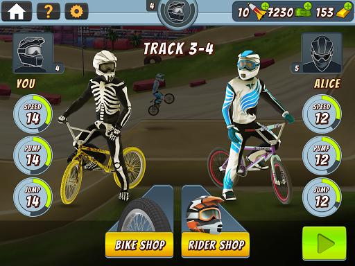 Mad Skills BMX 2 Spel (APK) gratis nedladdning för Android/PC/Windows screenshot