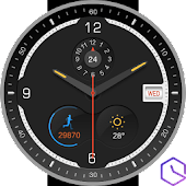 Watch Face - Ticker