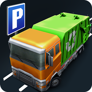 3D Garbage Truck Parking Sim for PC and MAC
