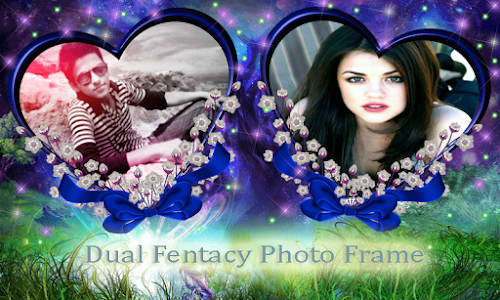 Dual Fantasy Photo Frame screenshot 3