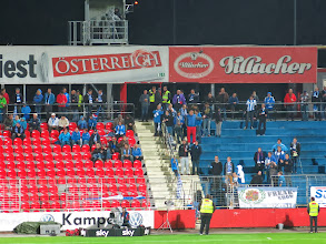 Photo: 21/09/13 v Wiener Neustadt (Bundesliga) 0-3 - contributed by Leon Gladwell
