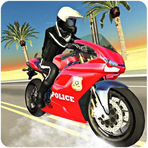 Police Stunt Moto Racing - Heavy Bike Simulator 3D for PC
