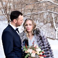 Wedding photographer Yana Scherbinina (yanochka). Photo of 14.01.2019