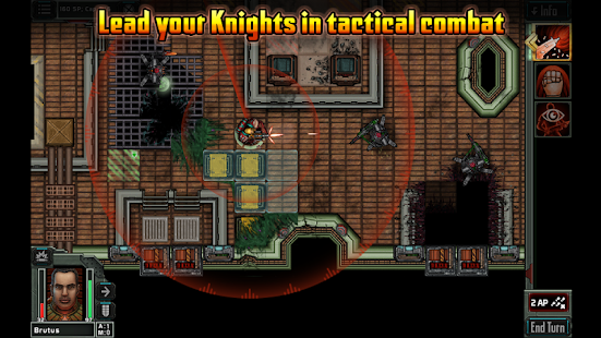 Templar Battleforce RPG- screenshot thumbnail