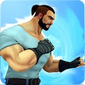 Final fight: martial arts kung fu street fight icon