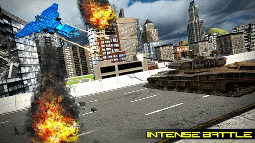 Transform Robot Action Game filehippodl screenshot 16