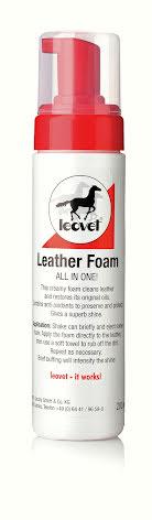 Leovet Leather foam,