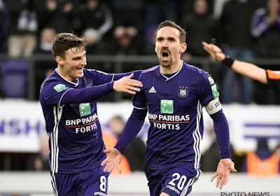 """L'homme du match Sven Kums voit le ciel s'éclaircir : """"Grâce à Pär !"""""""
