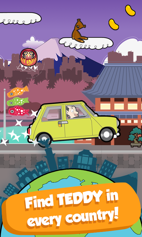 Mr Bean™ - Around the World- screenshot