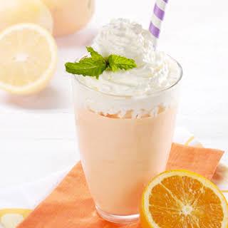 Orange Cream Smoothie.